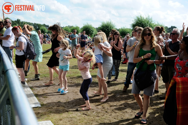 Welcome To The Village 2016 - Zondag foto