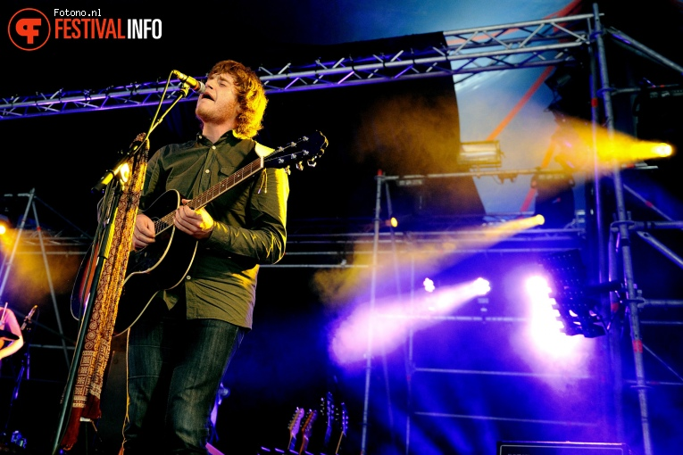 Max Meser op Welcome To The Village 2016 - Zondag foto