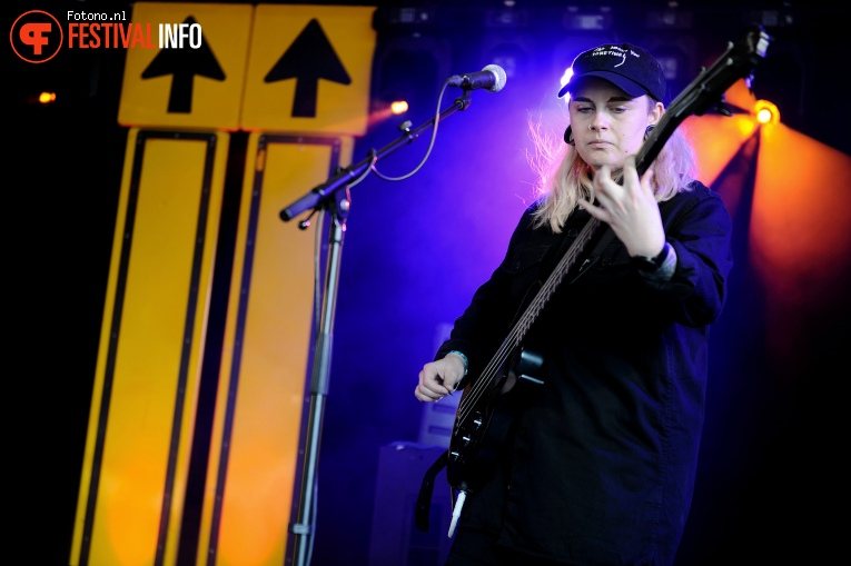 Foto BlackLung op Welcome To The Village 2016 - Zondag