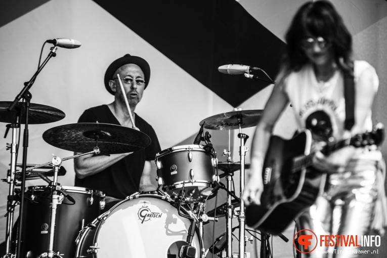 KT Tunstall op Zwarte Cross 2016 - zondag foto