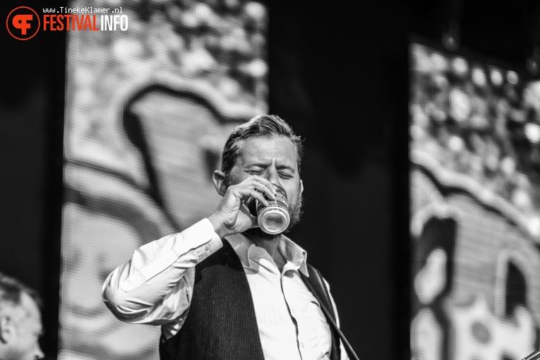 Jovink & the Voederbietels op Zwarte Cross 2016 - zondag foto