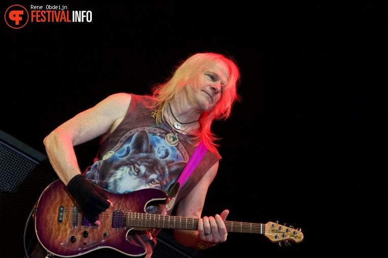 Deep Purple op Suikerrock 2016 foto