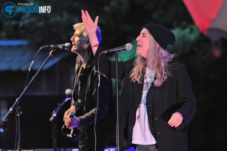 Foto Patti Smith op Patti Smith - 11/08 - Openluchttheater Caprera