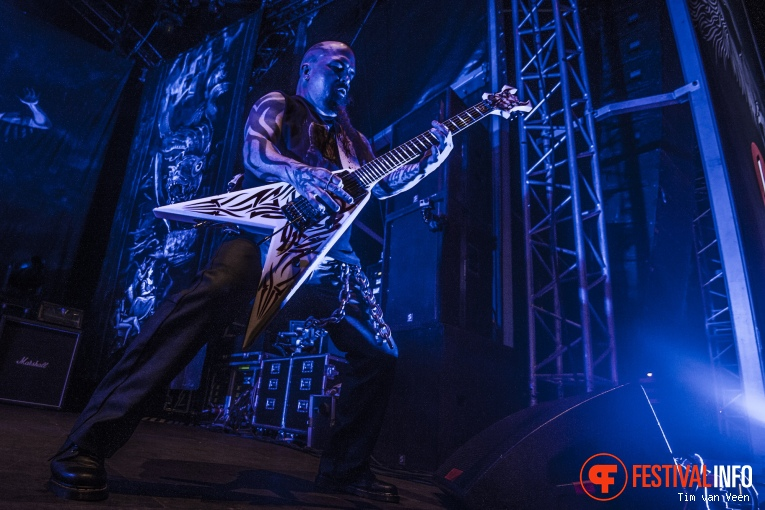 Foto Slayer op Into The Grave 2016