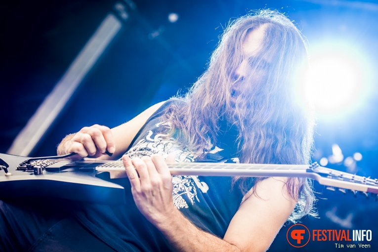 Gruesome op Into The Grave 2016 foto