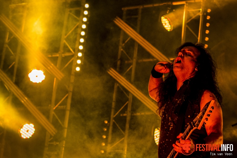 Foto Kreator op Into The Grave 2016