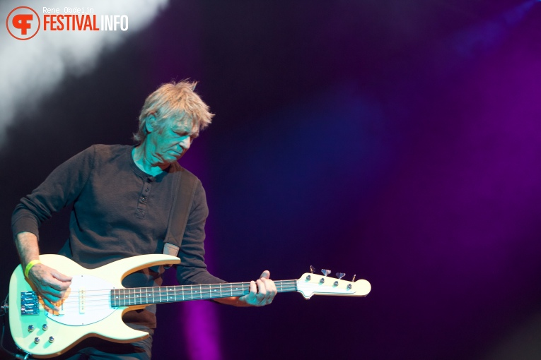 Foto Golden Earring op Huntenpop 2016