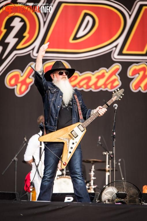 Foto Eagles of Death Metal op Pukkelpop 2016 - Donderdag