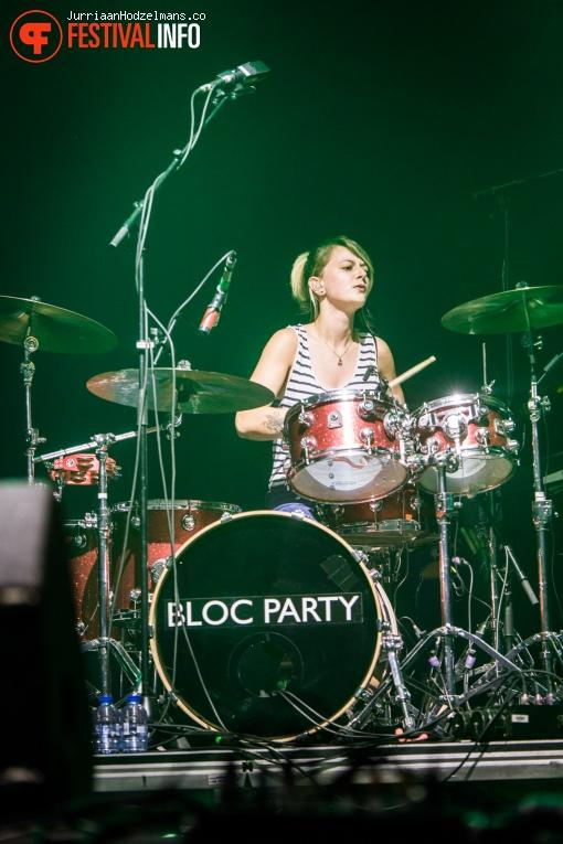 Foto Bloc Party op Pukkelpop 2016 - Donderdag