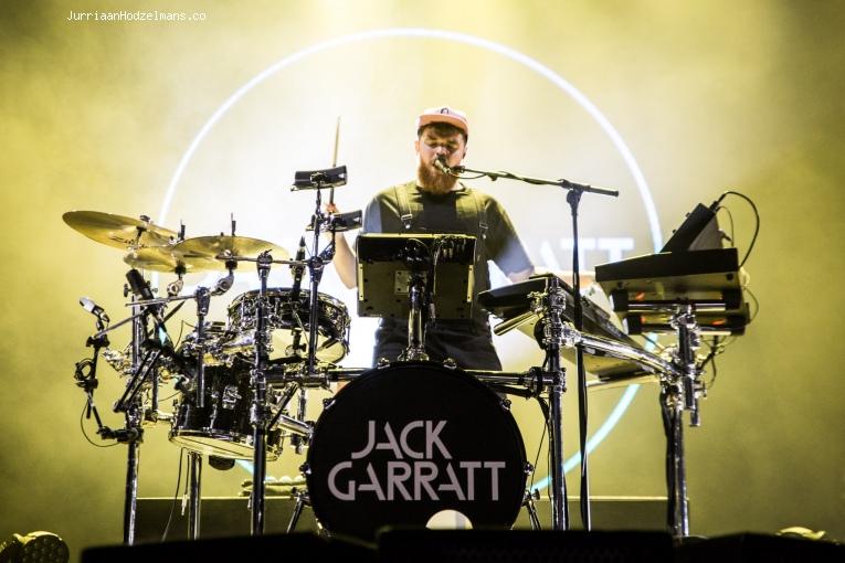 Jack Garratt op Pukkelpop 2016 - Vrijdag foto