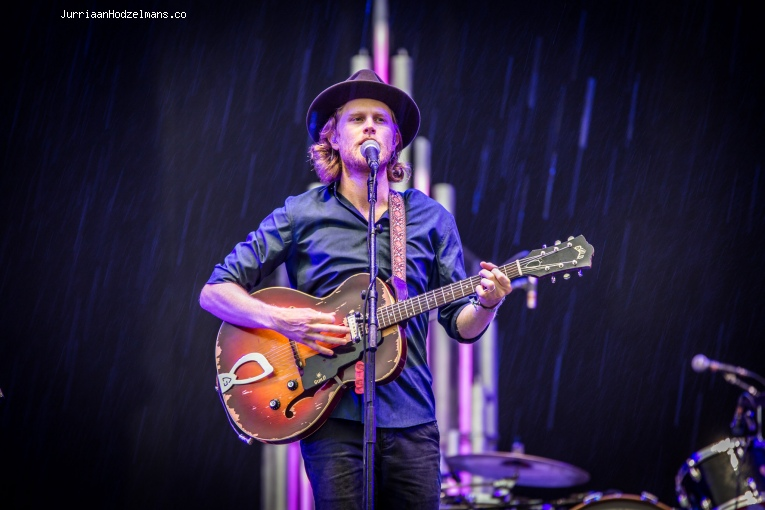 The Lumineers op Pukkelpop 2016 - Vrijdag foto