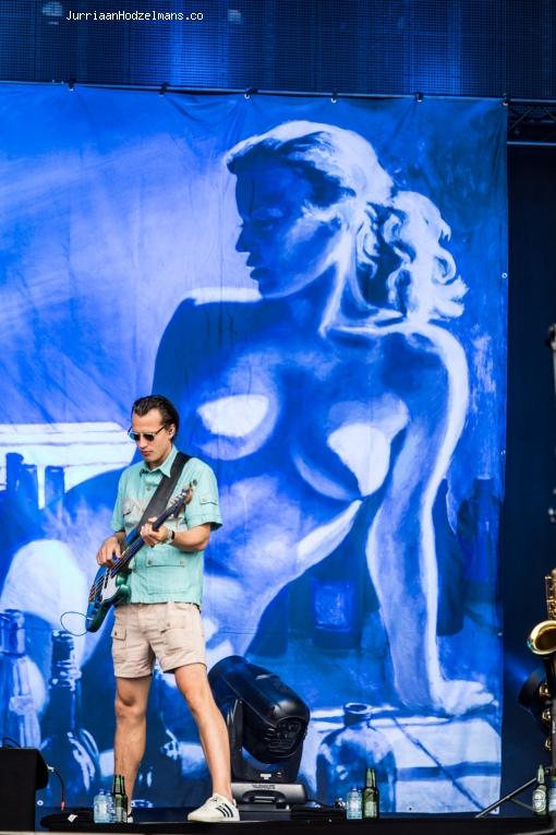 Lukas Graham op Pukkelpop 2016 - Vrijdag foto