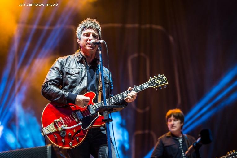 Noel Gallagher's High Flying Birds op Pukkelpop 2016 - Vrijdag foto