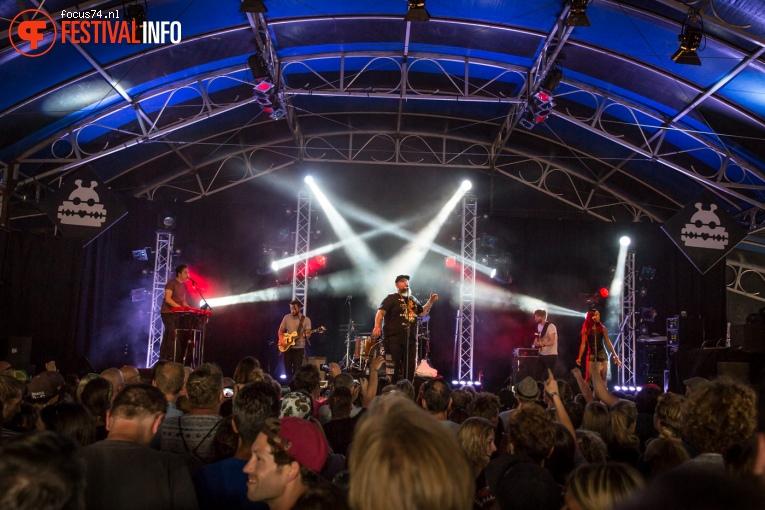 Rag'n'Bone Man op Lowlands 2016 - Zaterdag foto