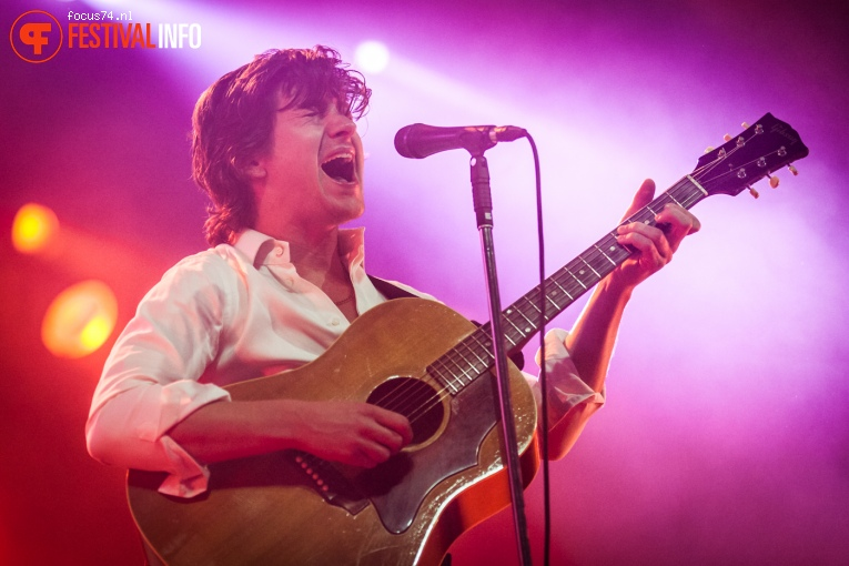 The Last Shadow Puppets op Lowlands 2016 - Zondag foto