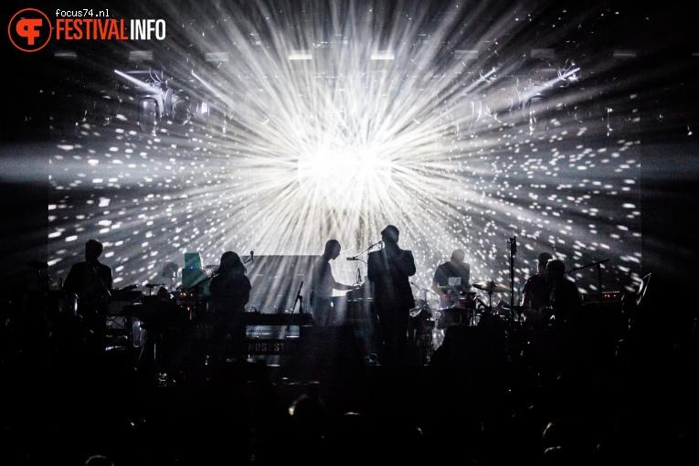 LCD Soundsystem op Lowlands 2016 - Zondag foto