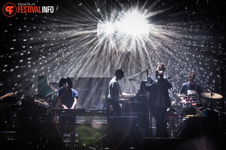 Foto LCD Soundsystem op Lowlands 2016 - Zondag