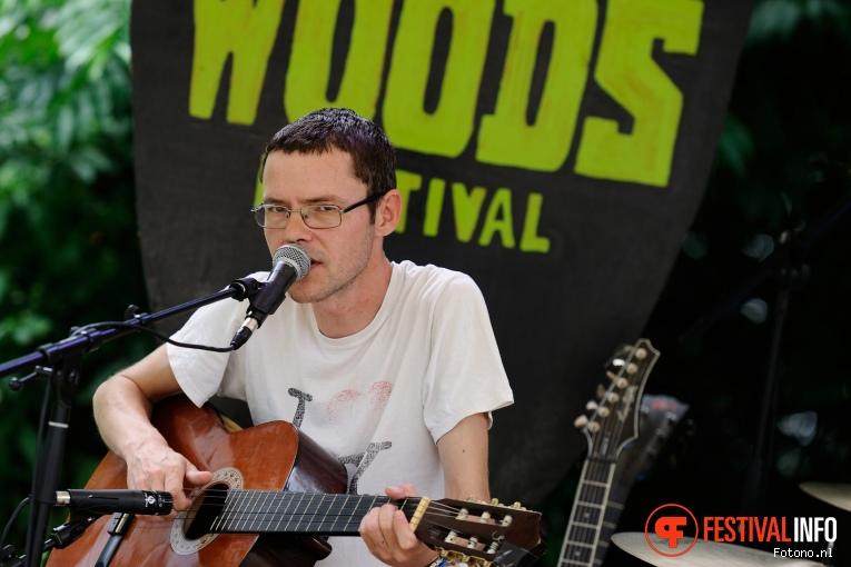 The Avonden op Amsterdam Woods Festival 2016 - vrijdag foto