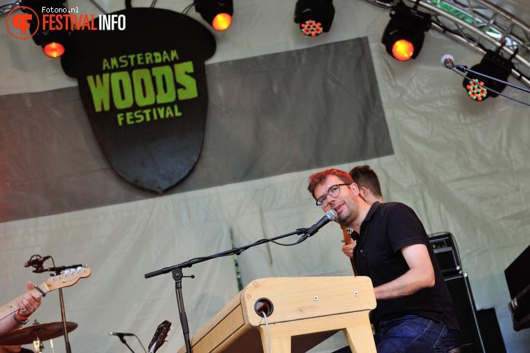 Foto Marble Sounds op Amsterdam Woods Festival 2016 - vrijdag