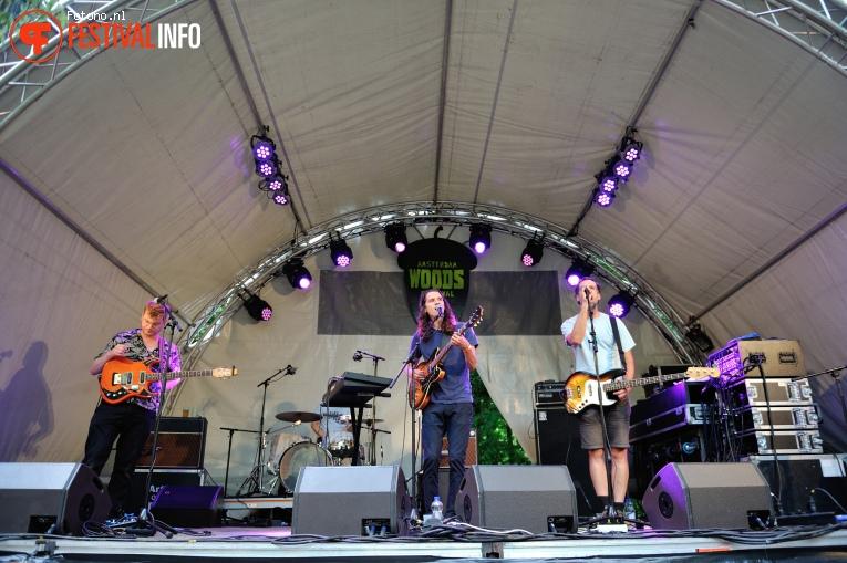 I Am Oak op Amsterdam Woods Festival 2016 - vrijdag foto