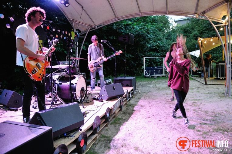 BARTEK op Amsterdam Woods Festival 2016 - vrijdag foto