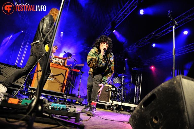 Sticky Fingers op Amsterdam Woods Festival 2016 - vrijdag foto