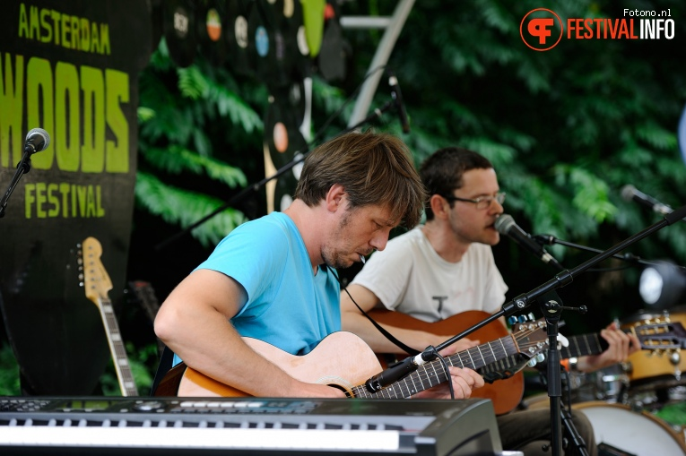 Foto The Avonden op Amsterdam Woods Festival 2016 - vrijdag