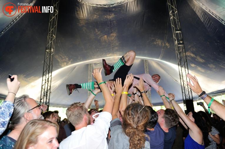 De Likt op Amsterdam Woods Festival 2016 - vrijdag foto