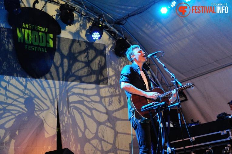 Hein Cooper op Amsterdam Woods Festival 2016 - vrijdag foto