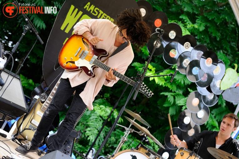 La Corneille op Amsterdam Woods Festival 2016 - vrijdag foto