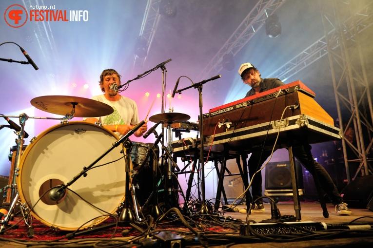 zZz op Amsterdam Woods Festival 2016 - vrijdag foto