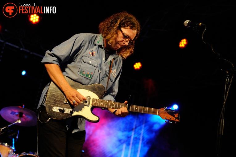 Phil Cook op Amsterdam Woods Festival - Zaterdag foto