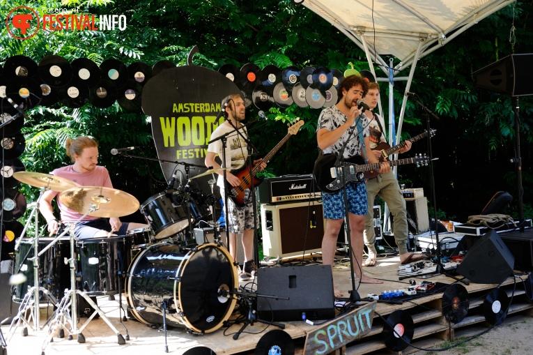 Foto Kurt Rosa op Amsterdam Woods Festival - Zaterdag