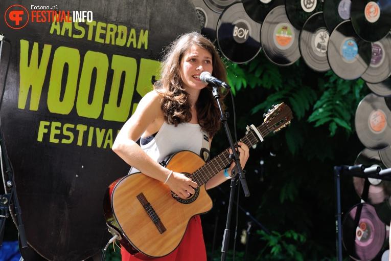 Foto Pitou op Amsterdam Woods Festival - Zaterdag