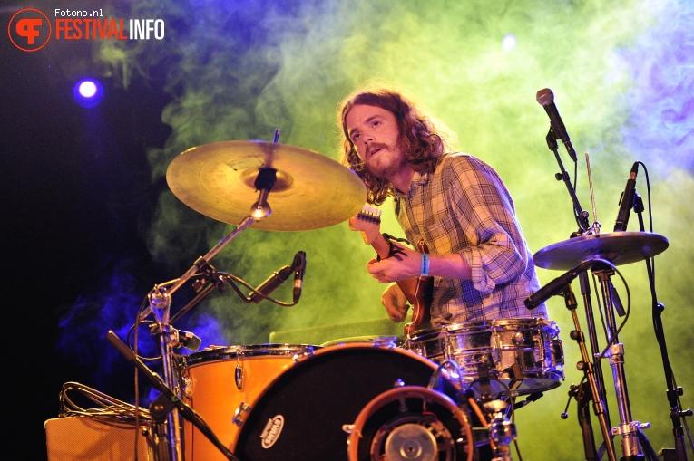 Daniel Norgren op Amsterdam Woods Festival - Zaterdag foto