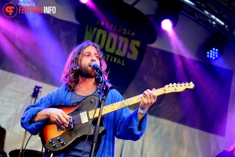 Husky op Amsterdam Woods Festival - Zaterdag foto