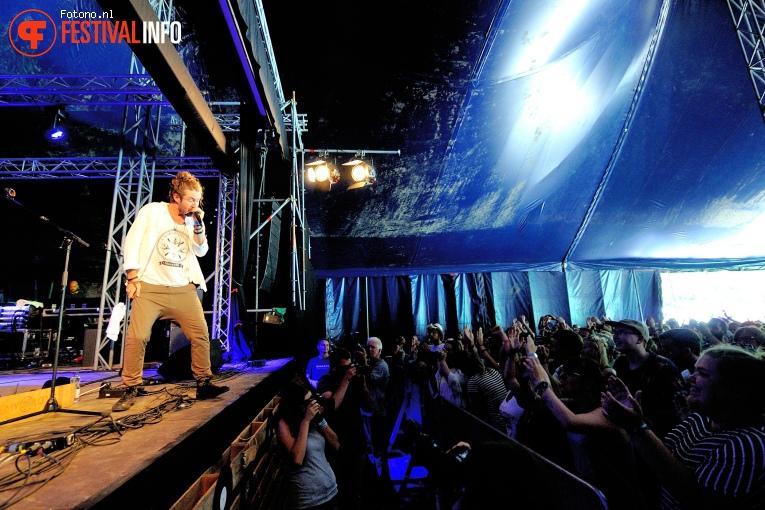 Jeremy Loops op Amsterdam Woods Festival - Zaterdag foto