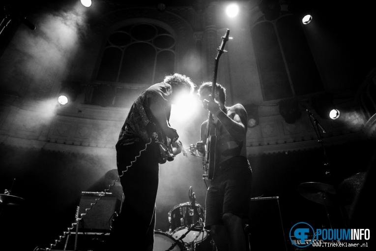 Iguana Death Cult op King Gizzard & The Lizard Wizard - 01/09 - Paradiso foto