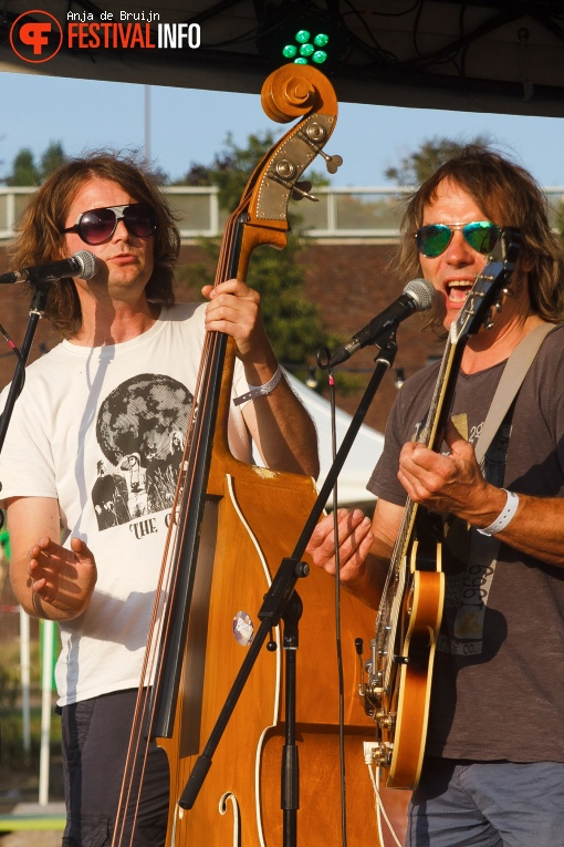 Buskin' Belters op Once Upon A Time In The West 2016 foto