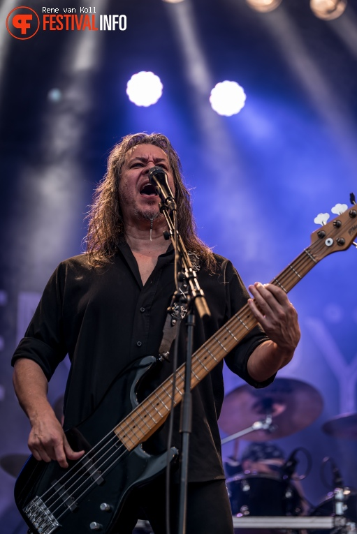 Queensrÿche op Cityrock Leeuwarden 2016 foto