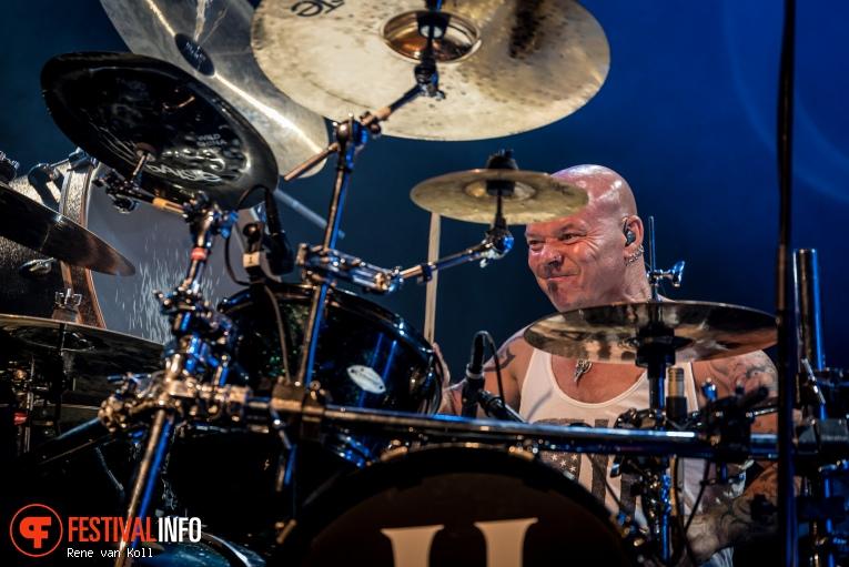 Uriah Heep op Cityrock Leeuwarden 2016 foto