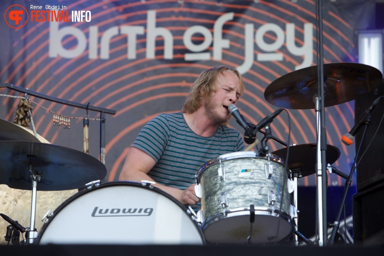 Foto Birth of Joy op Appelpop 2016