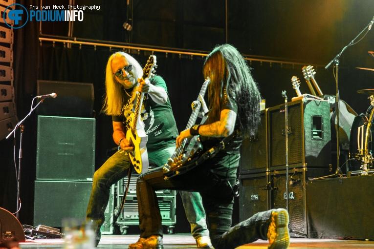 Uriah Heep op Uriah Heep - 4/9 - Patronaat foto