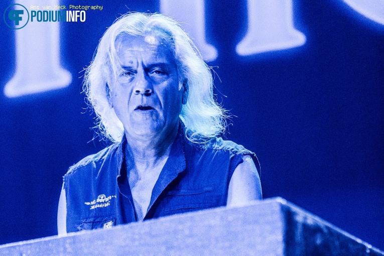 Foto Uriah Heep op Uriah Heep - 4/9 - Patronaat