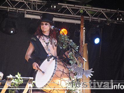 Omnia op Castlefest 2007 foto