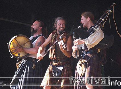 Foto Rapalje op Castlefest 2007