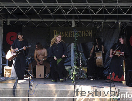 Dunkerschon op Castlefest 2007 foto