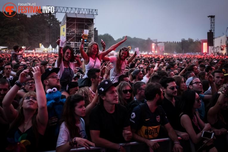 Lollapalooza Berlijn 2016 - Zaterdag foto