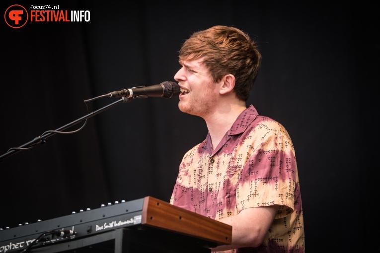 James Blake op Lollapalooza Berlijn 2016 - Zondag foto