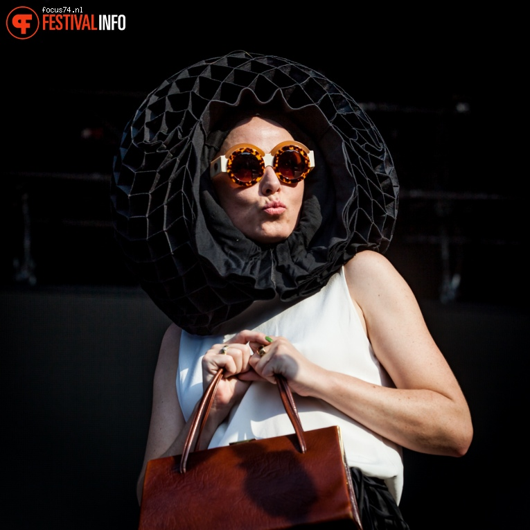 Róisín Murphy op Lollapalooza Berlijn 2016 - Zondag foto